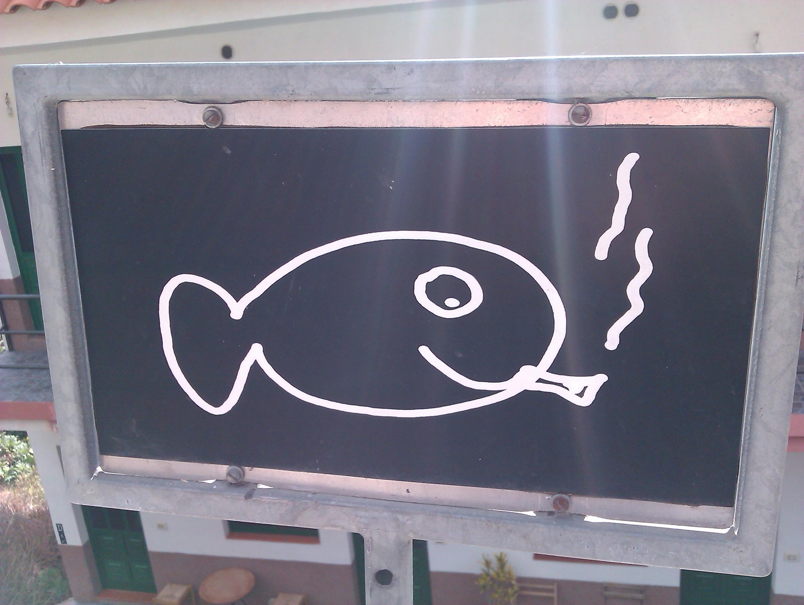 Rökande fisk