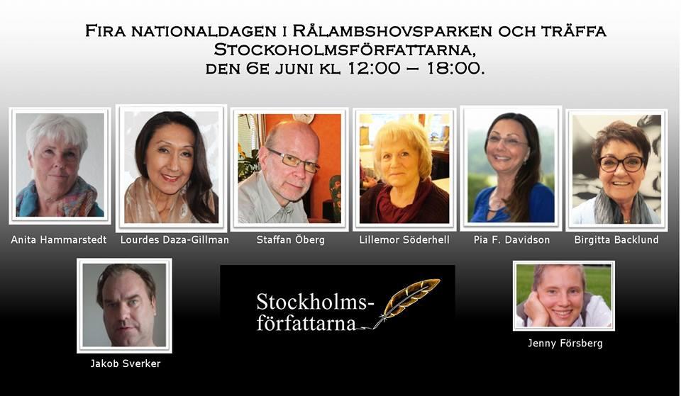 Stockholmsförfattarna Rålis